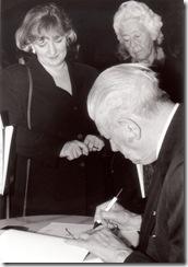 Mit Krystyna und Frau Ludewig