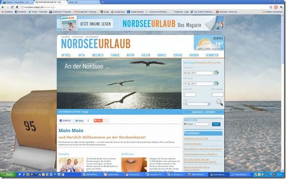 Nordsee-Urlaub
