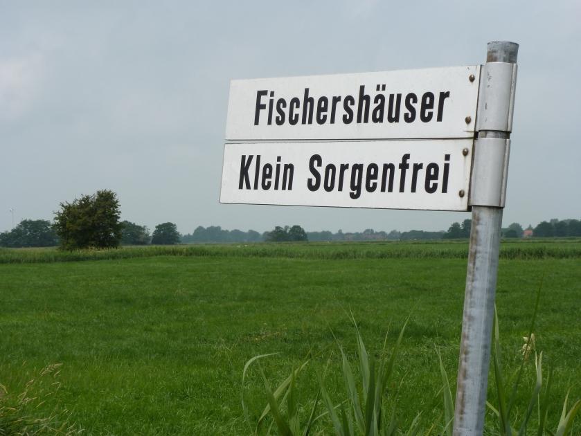 Was für eine Adresse. Kommt gut ins Jahr 2013!Foto (c): Helmut Burlager