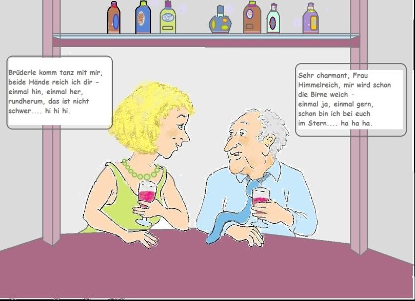 Karikatur (c): Raimund Ruhnau