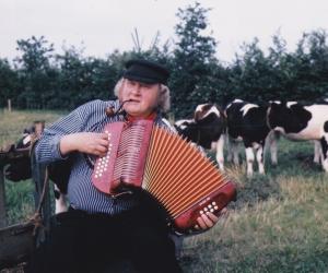 Hannes Flesner in den 80er Jahren.  Bild: Privatarchiv Flesner.