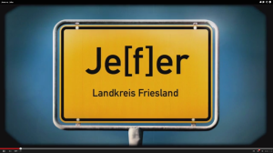 Das Video, mit dem Jever erklärt, warum Jefer als Jewer ausgesprochen wird.
