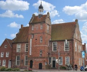 Das Teemuseum im alten Rathaus von Norden. Foto: Deutscher Teeverband