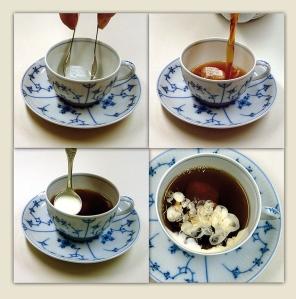 Tee richtig genießen - auch ein Teema im Teemuseum. Foto: Deutscher Teeverband