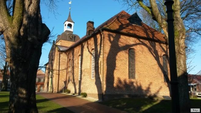 St. Nicolai, Wittmund. Foto: Helmut Burlager