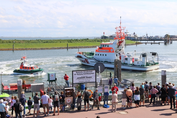 2017-07-30 Tag der Seenotretter, Norderney (Foto NOUN)