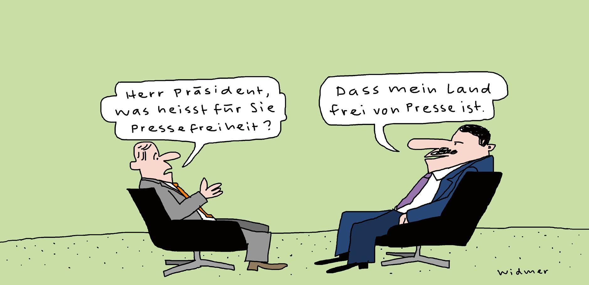 Pressefreiheit_Karikatur